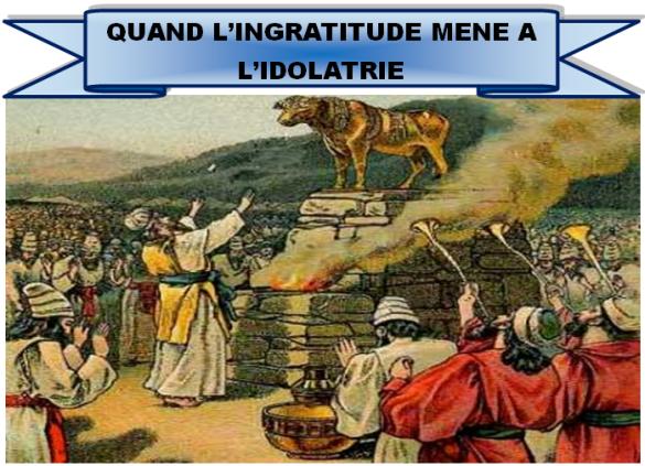 IDOLATRIE I