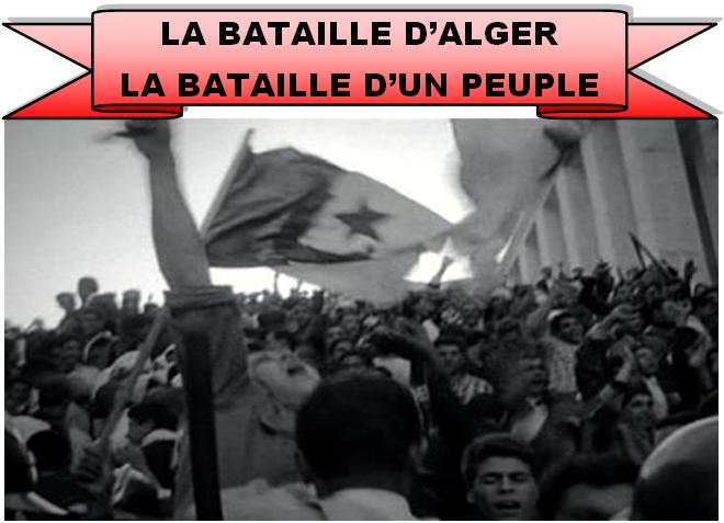 BATAILLE D ALGER