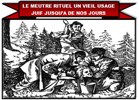 L'Affaire de Damas (Le Meurtre Rituel Juif)   Blida Eveil