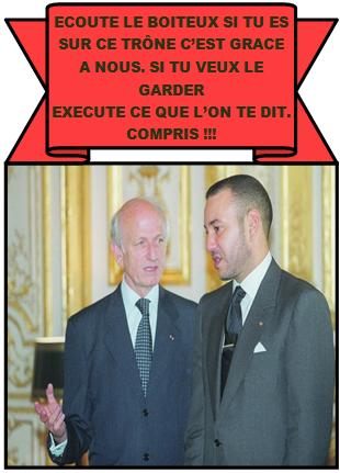 le roi du maroc compte sur le mossad pour conserver son royaume et nuire ses voisins blida eveil. Black Bedroom Furniture Sets. Home Design Ideas