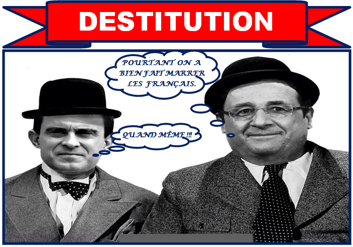 destitution